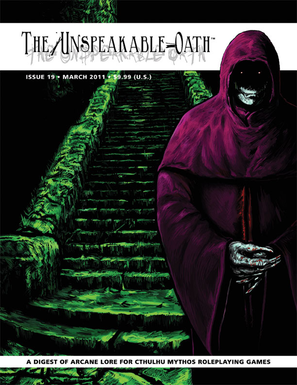 Previewing The Unspeakable Oath 19