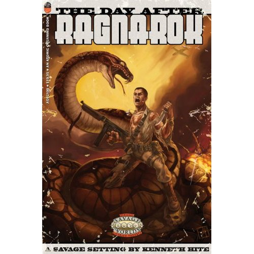 The Day After Ragnarok, from Atomic Overmind Press