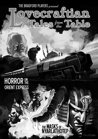 Lovecraftian Tales from the Table