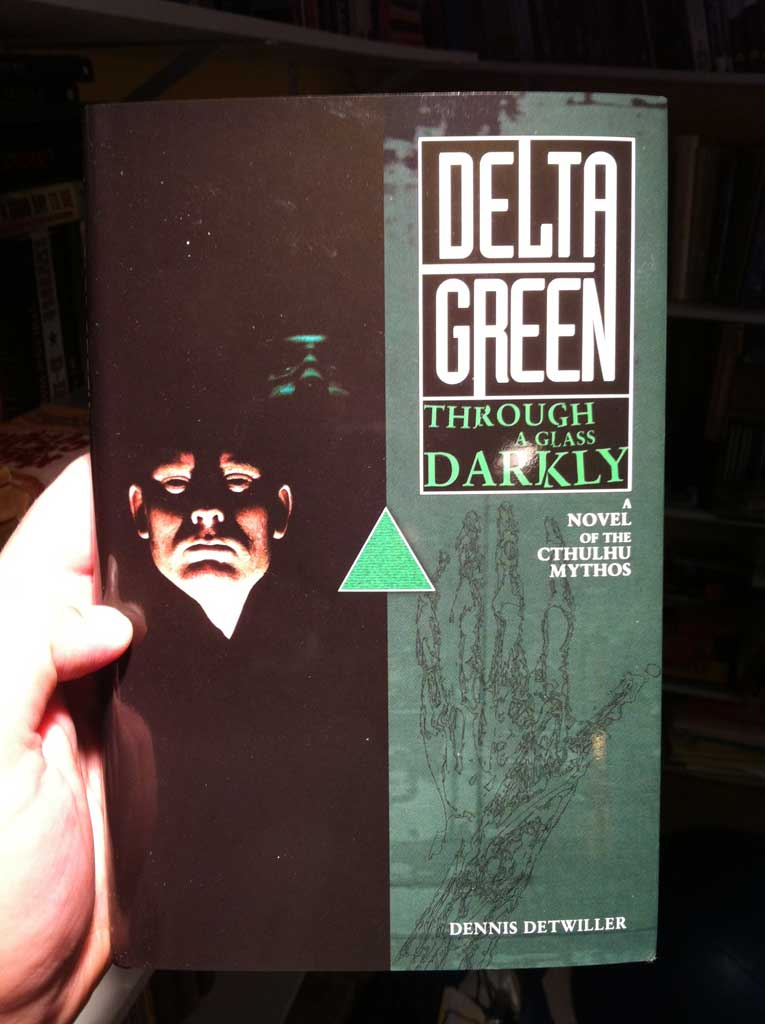 Delta green through a glass darkly hardcover now available the hell fandeluxe Image collections