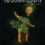The Unspeakable Oath 23 cover by Samuel Araya, (c) 2013