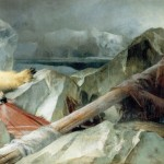 """Man Proposes, God Disposes,"" Edwin Henry Landseer's interpretation of the fate of the Franklin Expedition.."