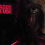 laser-in-use