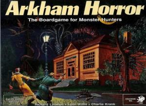 1985 Arkham Horror